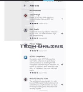 متصفح فاير فوكس للأندرويد اخر اصدار 2020
