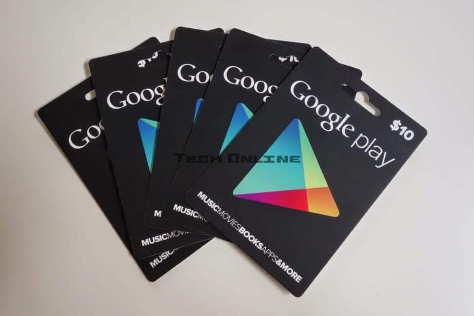 موقع يعطيك بطاقات جوجل بلاي مجانا 2021 ( 25$ )