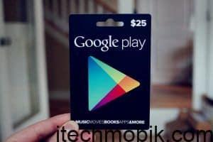 ربح اكواد بطاقات جوجل بلاي مجانا
