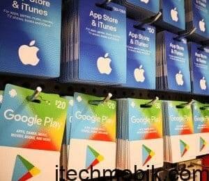 برنامج ربح بطاقات جوجل بلاي مجانا