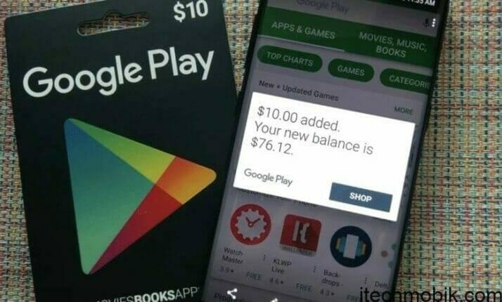 بطاقات جوجل بلاي مجانا 10$ في أقل من دقيقة بالاثبات