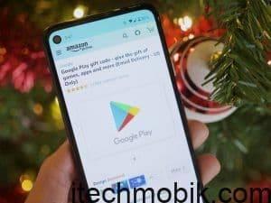 كسب بطاقات جوجل بلاي مجانا