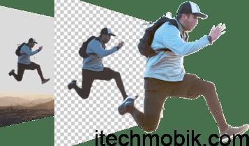 مميزات Remove Background