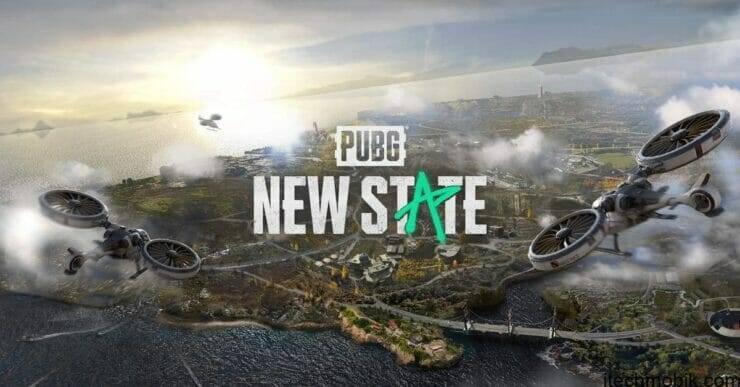 Pubg New State 2021