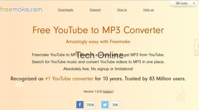 يوتيوب الى mp3
