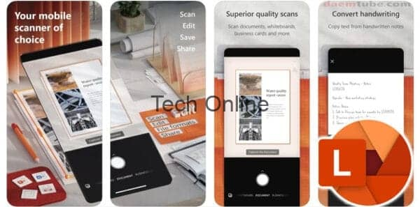 قم بتنزيل Microsoft Lens PDF Scanner لأجهزة iPhone مجانًا