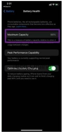 إصلاح مشكلة شحن iPhone أو iPad 2021 [توقف او بطء الشحن او الشحن الوهمي] 2