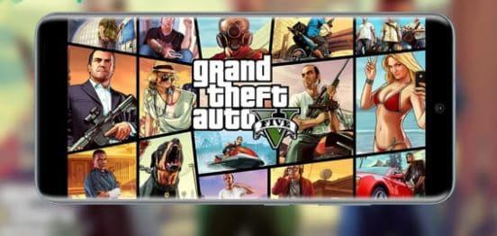 تحميل لعبة GTA 5 للاندرويد رابط مباشر
